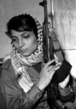 Leila Khaled came to public attention for her role in a 1969 hijacking and one of four simultaneous hijackings the following year as part of the Palestinian national liberation movement. On August 29, 1969, Khaled was part of a team that hijacked TWA Flight 840 on its way from Rome to Athens, diverting the Boeing 707 to Damascus. She claims she ordered the pilot to fly over Haifa, so she could see her birthplace, which she could not visit. No one was injured, but the aircraft was blown up after hostages had disembarked. As of 2010 Khaled was married to the physician Fayez Rashid Hilal, and lived with their two sons Bader and Bashar in Amman, Jordan