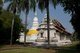 """Wat Phra Singh or to give it its full name, Wat Phra Singh Woramahaviharn, was first constructed around 1345 by King Phayu, 5th king of the Mangrai Dynasty.<br/><br/>  King Mengrai founded the city of Chiang Mai (meaning """"new city"""") in 1296, and it succeeded Chiang Rai as capital of the Lanna kingdom. Chiang Mai sometimes written as """"Chiengmai"""" or """"Chiangmai"""", is the largest and most culturally significant city in northern Thailand."""